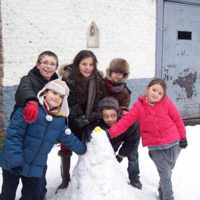 La neige épisode 2