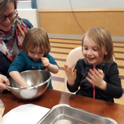 Les ateliers culinaires de l'APEL