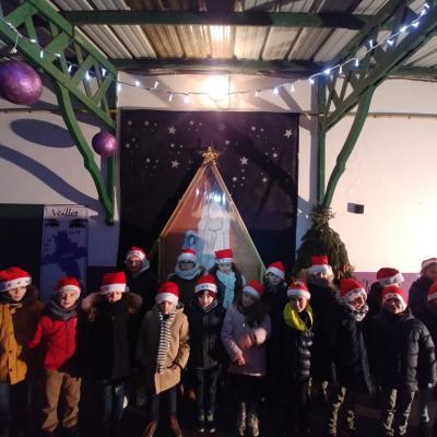 Marché de Noël CE