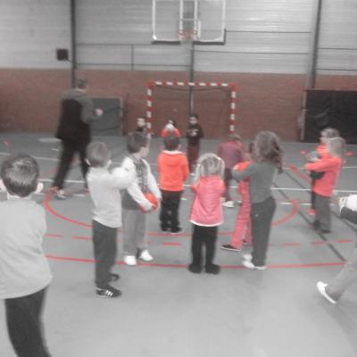 Le sport en maternelle
