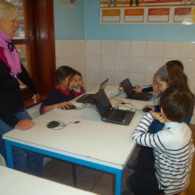 Informatique en maternelle