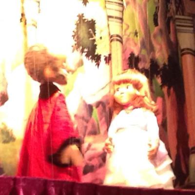 Spectacle de marionnettes