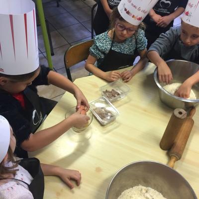 Atelier cuisine CP