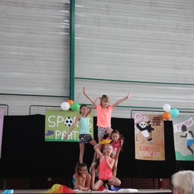 Acrogym et arts du cirque