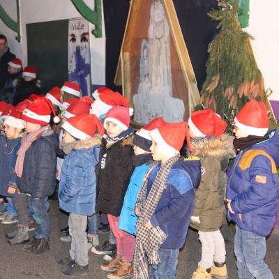 Marché de Noël MS/GS