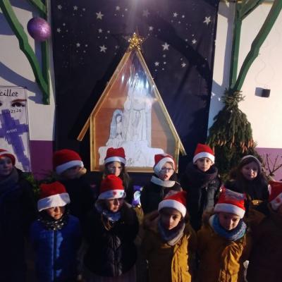 Marché de Noël CP