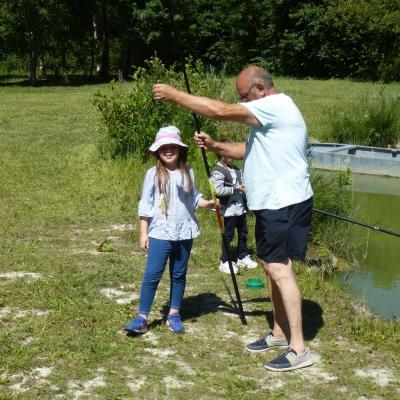 Une partie de pêche !