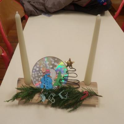 Cadeaux de Noël des MS/GS