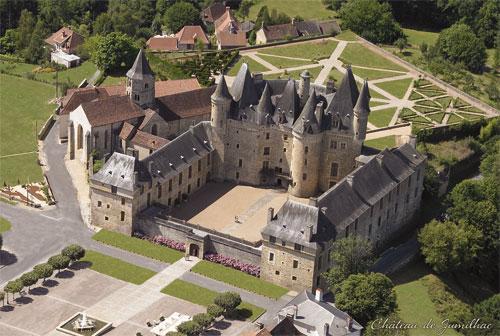Historique chateau10