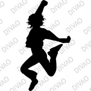 F te d 39 cole - Dessin de danseuse moderne jazz ...